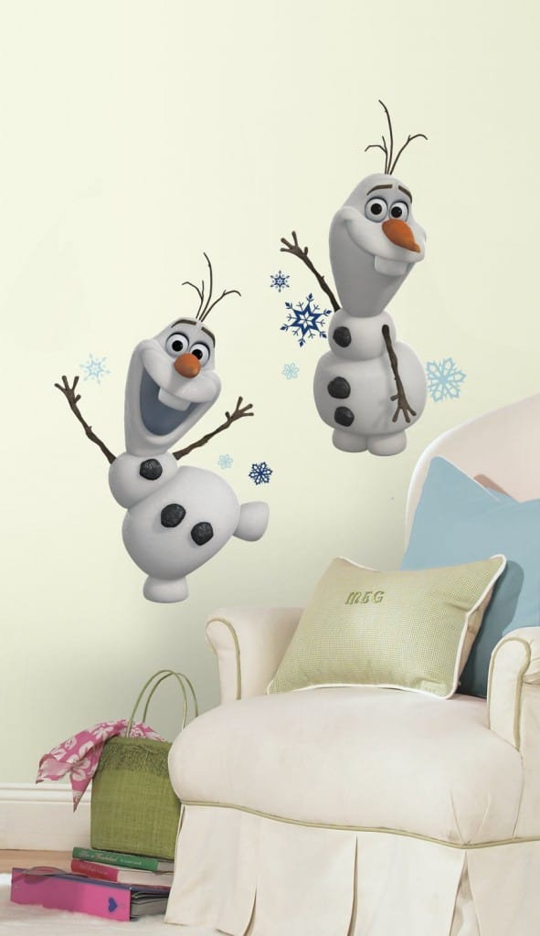 Olaf wall stickers
