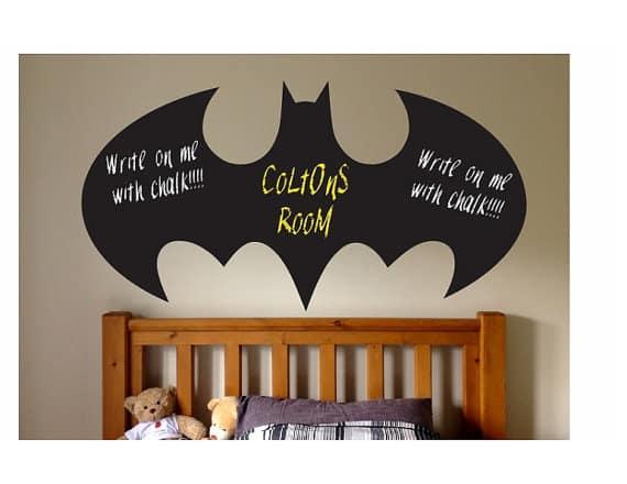 batman chalkboard