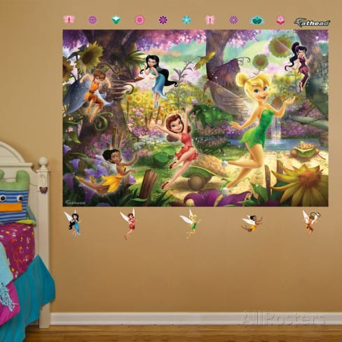 fairies wallsticker