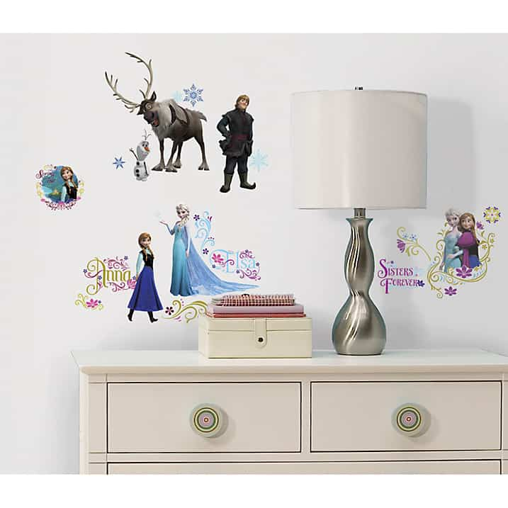 frozen wall sticker selection