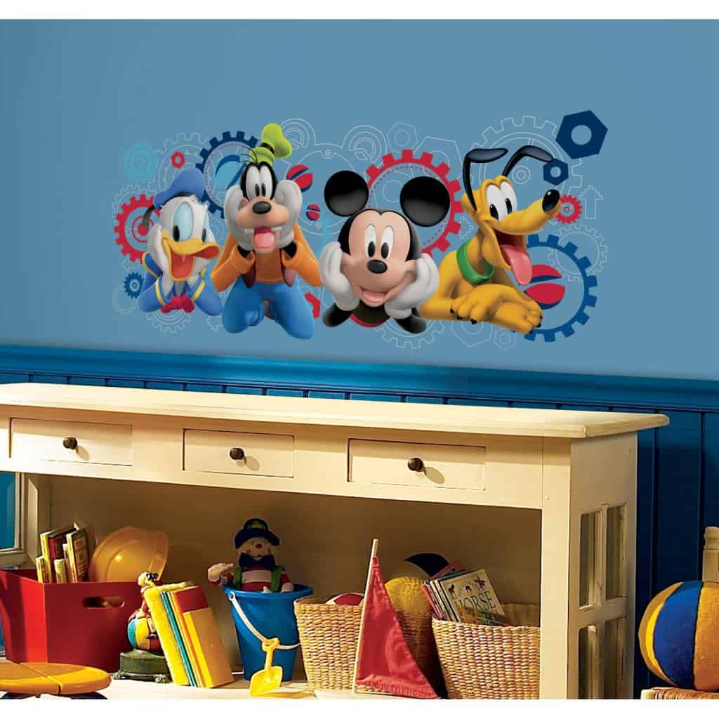 micky wall sticker
