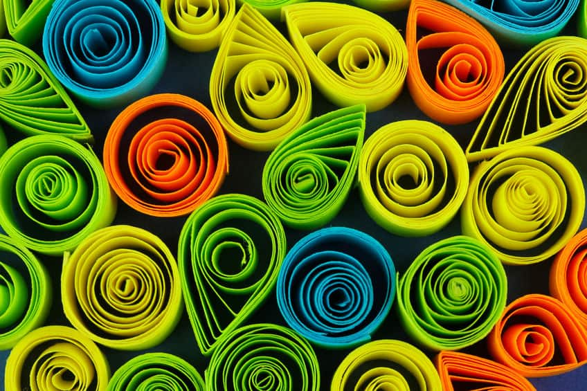 How To Do Paper Quilling Wall Art Kids