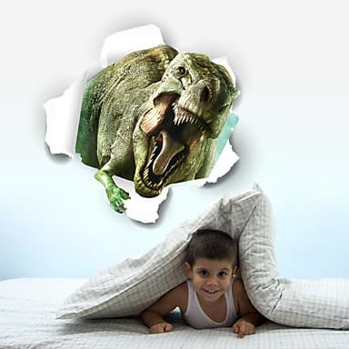 trex wall sticker decal
