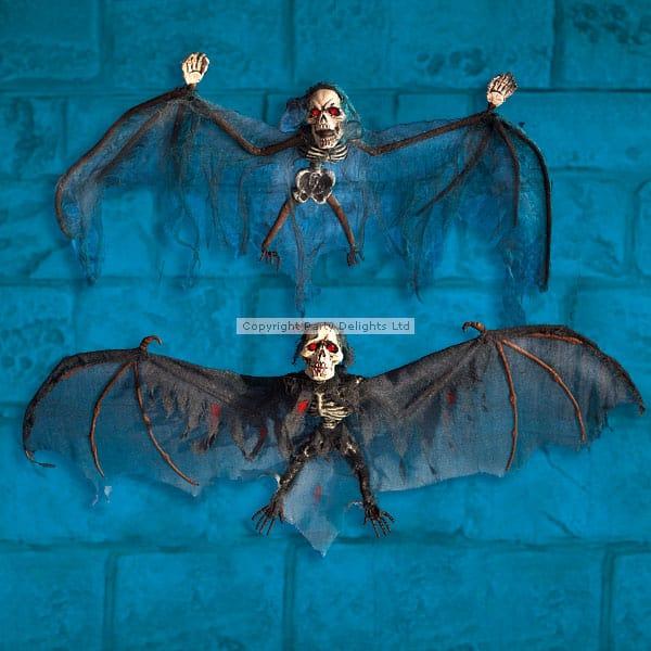 spooky bat decorations