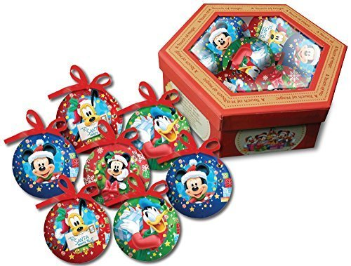 Mickey and friends christmas decorations