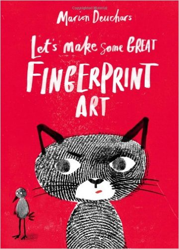 great fingerprint art