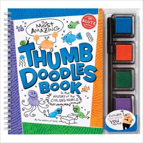 thumb doodle