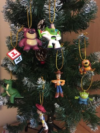 toy story christmas decorations