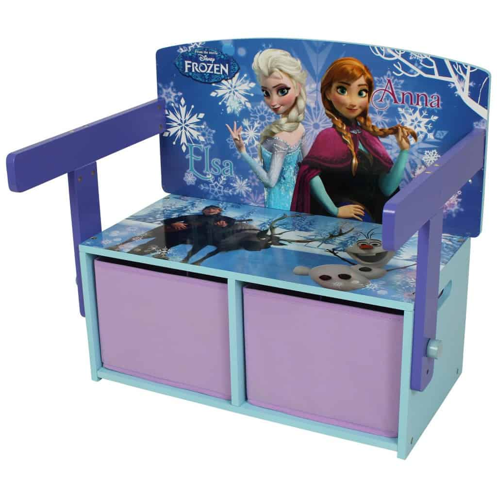 Frozen Bench Toy Chest