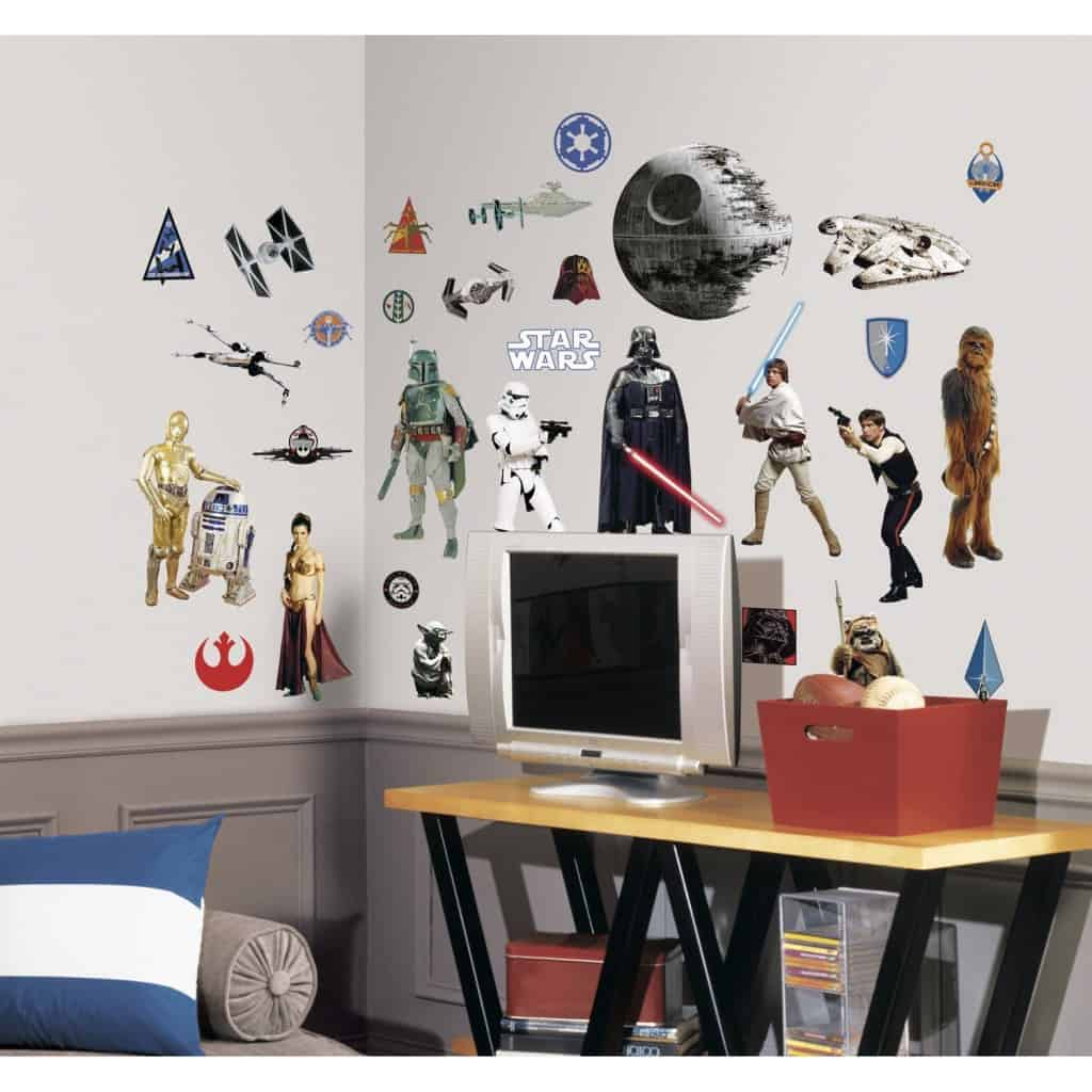 Star Wars Wall Sticker set