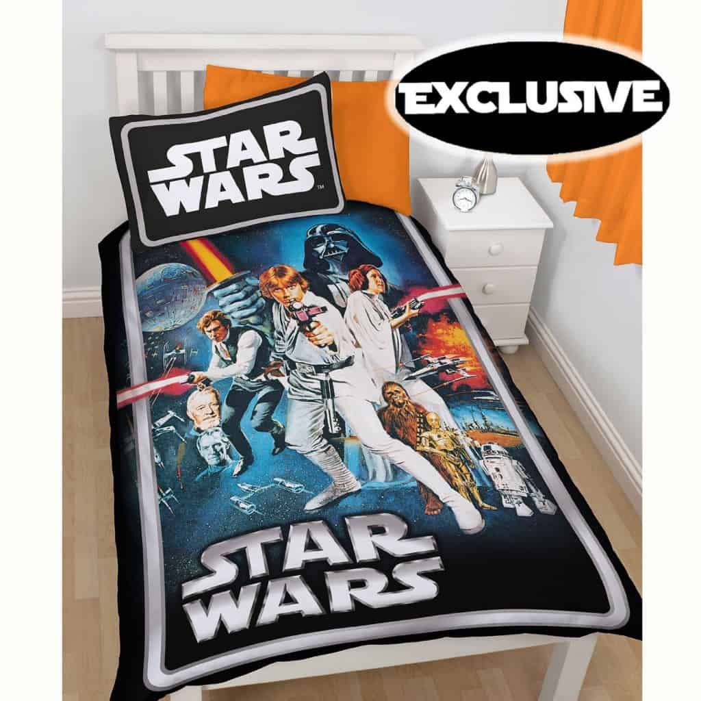 Star Wars Duvet Set