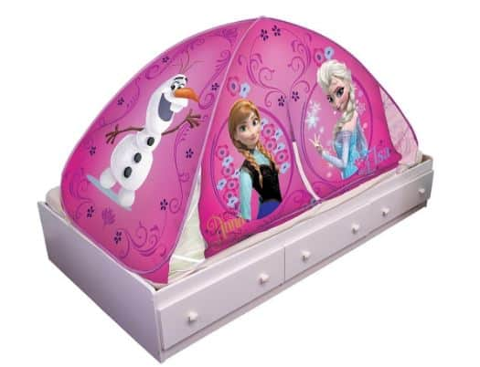 frozen bed tent