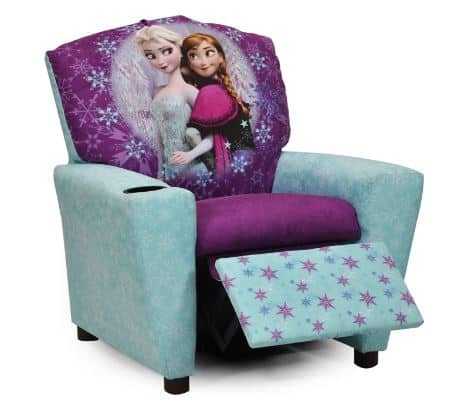 frozen reclining chair