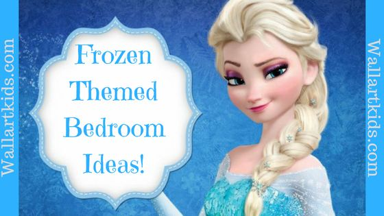 frozen themed bedroom ideas