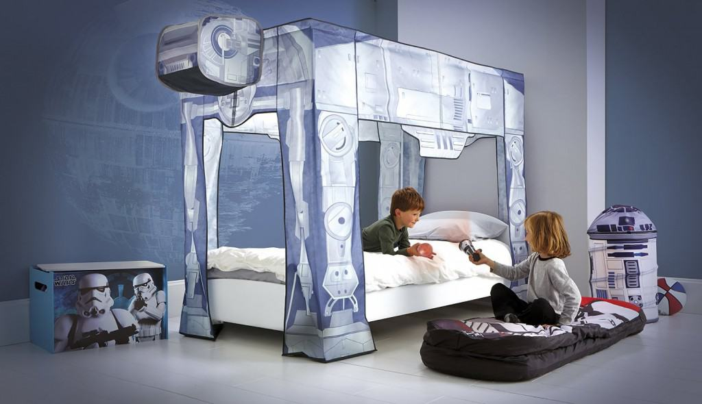 Star wars themed bedroom ideas wall art kids Star wars bedroom ideas