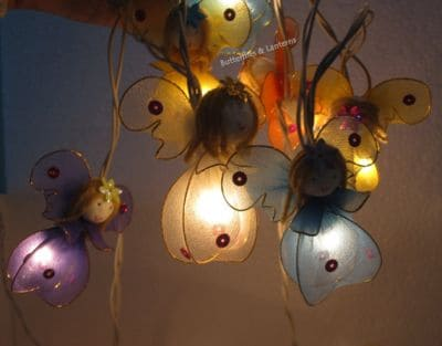 angel string lights