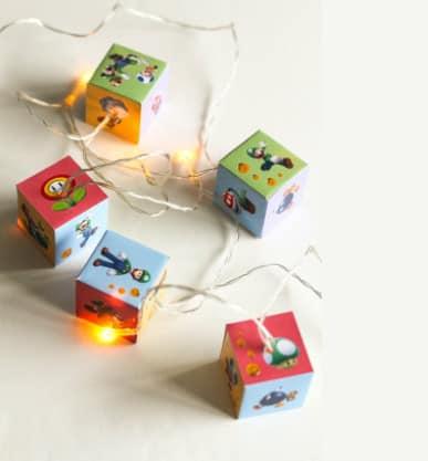 mario string lights