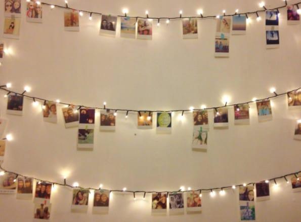 string lights photos