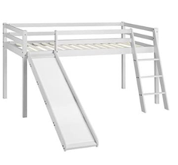 midsleeper bunk bed
