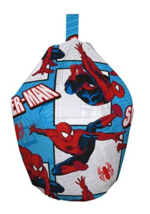 spiderman beanbag