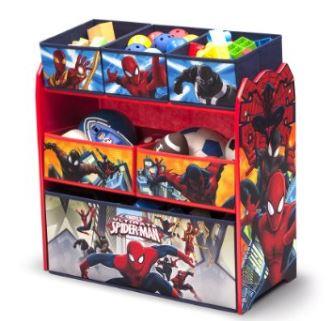 spiderman storage