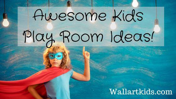 awesome kids playroom ideas