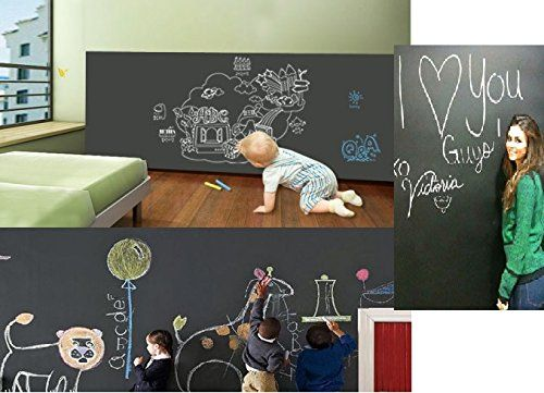 chalkboard wall sticker