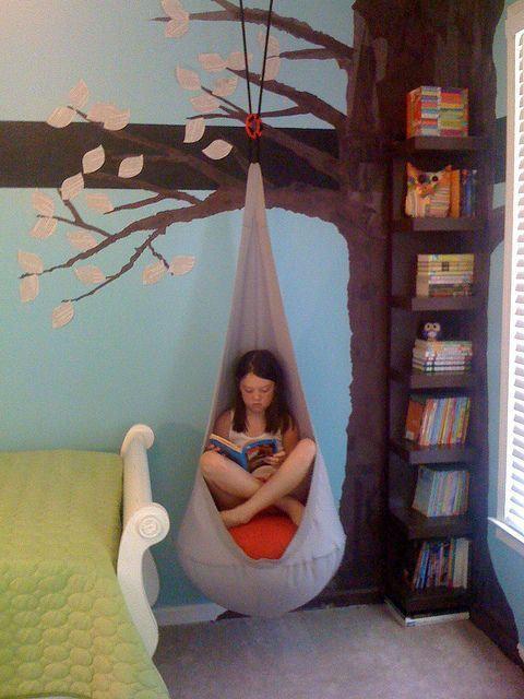 hammock play swing