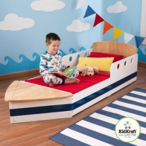 kidscraft toddler bed