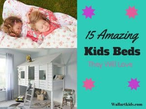 15 amazing kids beds