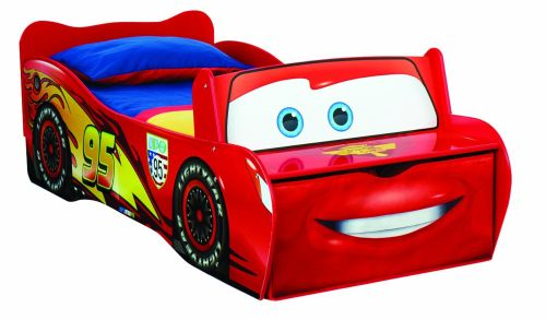 lightning mqueen cars bed