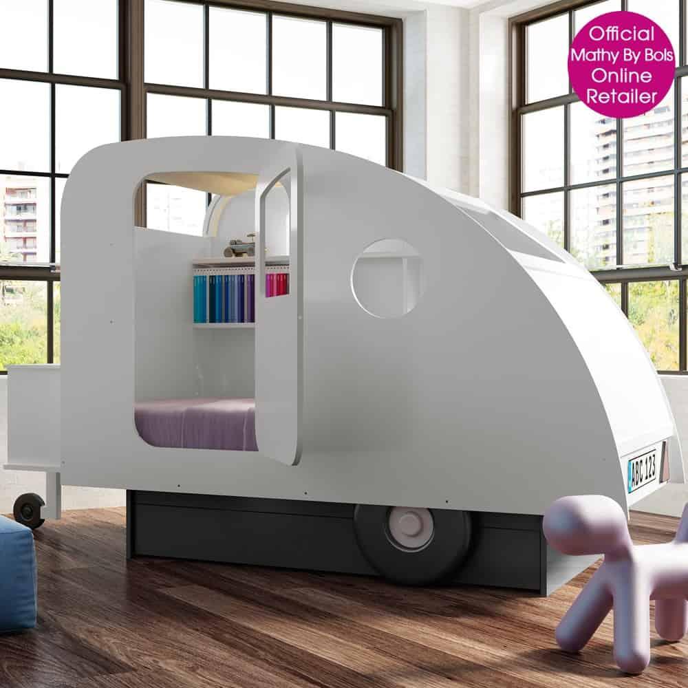 caravan kids bed