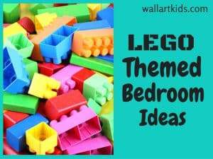 lego themed bedroom ideas
