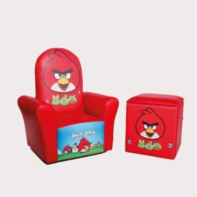 angry birds chair