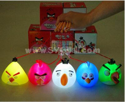 angry birds lights