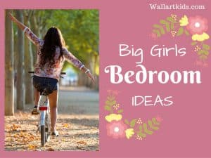 big girls bedroom ideas