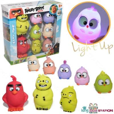 light up angry birds
