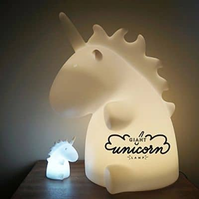 unicorn lamp nightlight