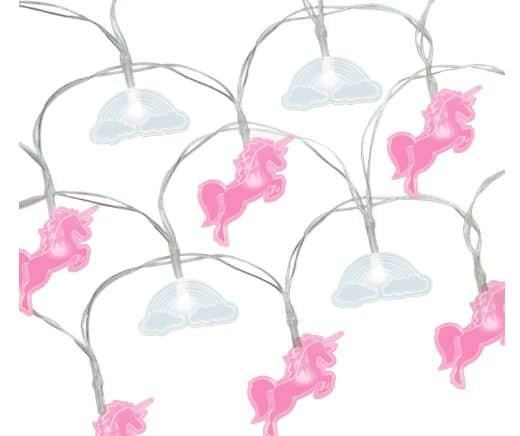 unicorn sting fairy lights