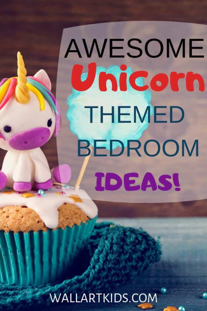 Unicorn Themed Bedroom Ideas Pure Magic
