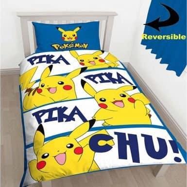 pokemon bed set
