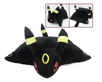 Pokemon UMBREON Transforming Plush Solf Pillow Pet