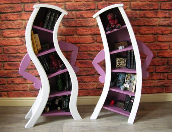 alice disney bendy shelves