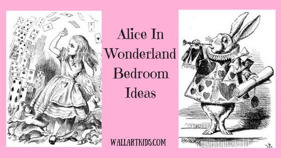 Alice In Wonderland Bedroom Ideas