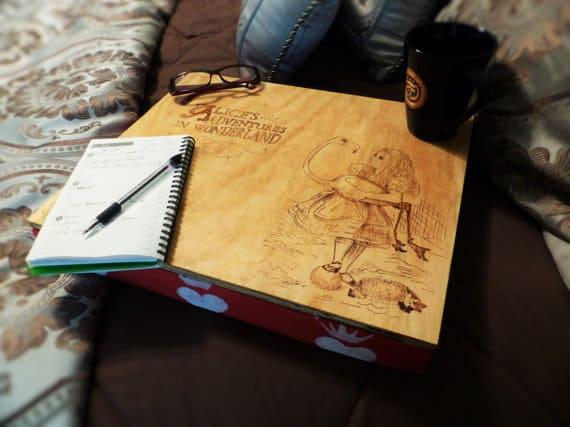 alice lap desk