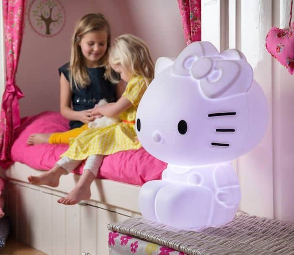 hello kitty mood light large