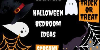 halloween bedroom ideas here