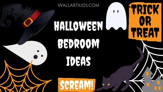 halloween bedroom ideas here