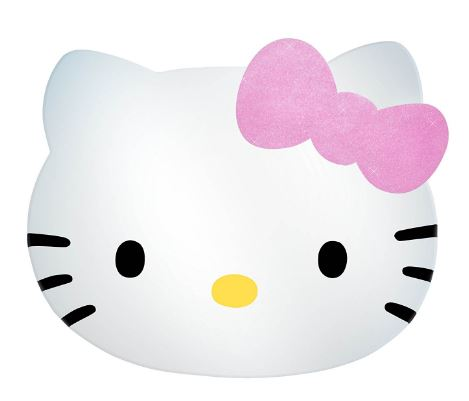hello kitty mirror
