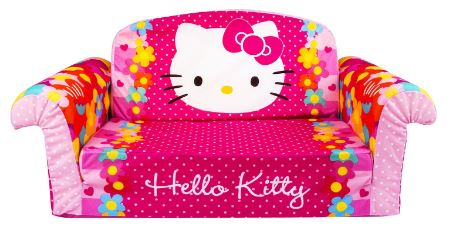 Hello Kitty Sofa For Kids!